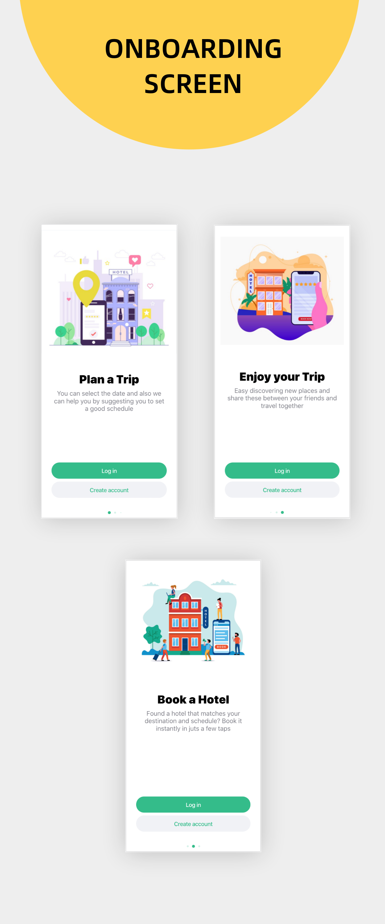 Hillside - A Hotel Booking Theme UI App By Ionic 5 Angular 9 (Latest) - 3